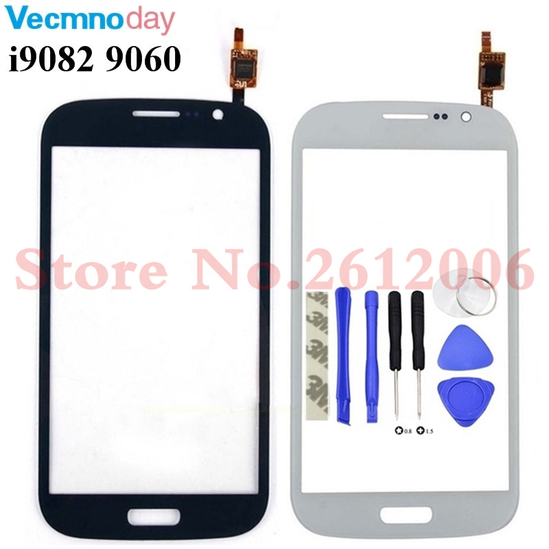 Touch Screen For Samsung Galaxy Grand Duos GT I9082 I9080 Neo I9060 Plus I9060i I9062 Glass Digitizer GT-i9082 Digitizer Sensor