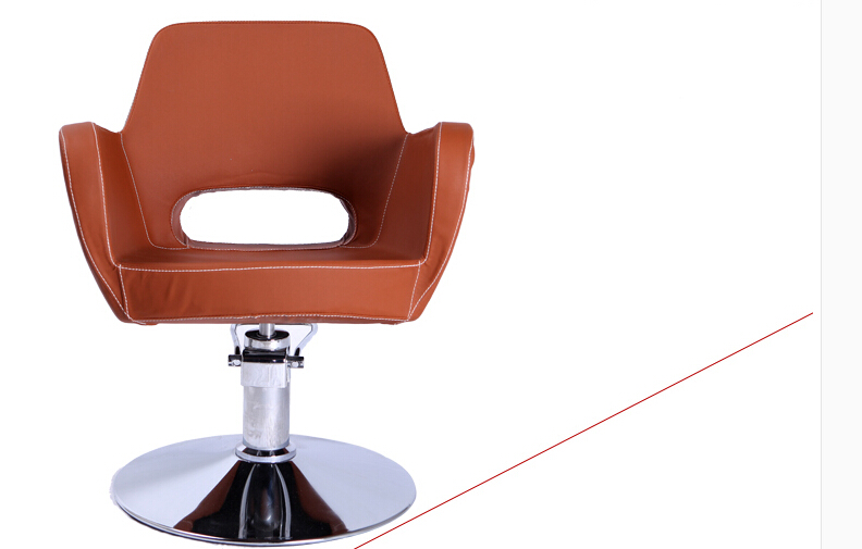 New high end styling cotton hair salons dedicated barber for Hairdressing chairs