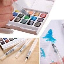 Кисть для рисования l/m/s, водная кисть, резервуар для воды, ручка-кисть для каллиграфии, акварельная кисть, художественная маркер, ручка, цвет воды