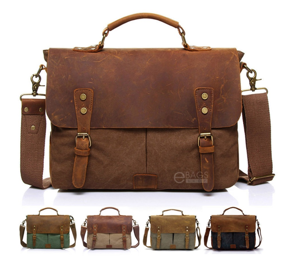 Popular Leather Backpack Briefcase-Buy Cheap Leather Backpack ...