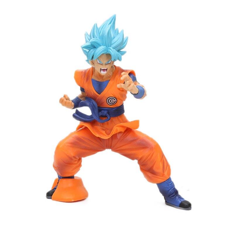 8-30 см Dragon Ball Z SCultures, большая серия Budoukai, фигурка из лазурита, наппа, радиц, Гоку, плавки, Вегета, сатана, Коллекционная модель - Цвет: 2730 goku 20cm opp
