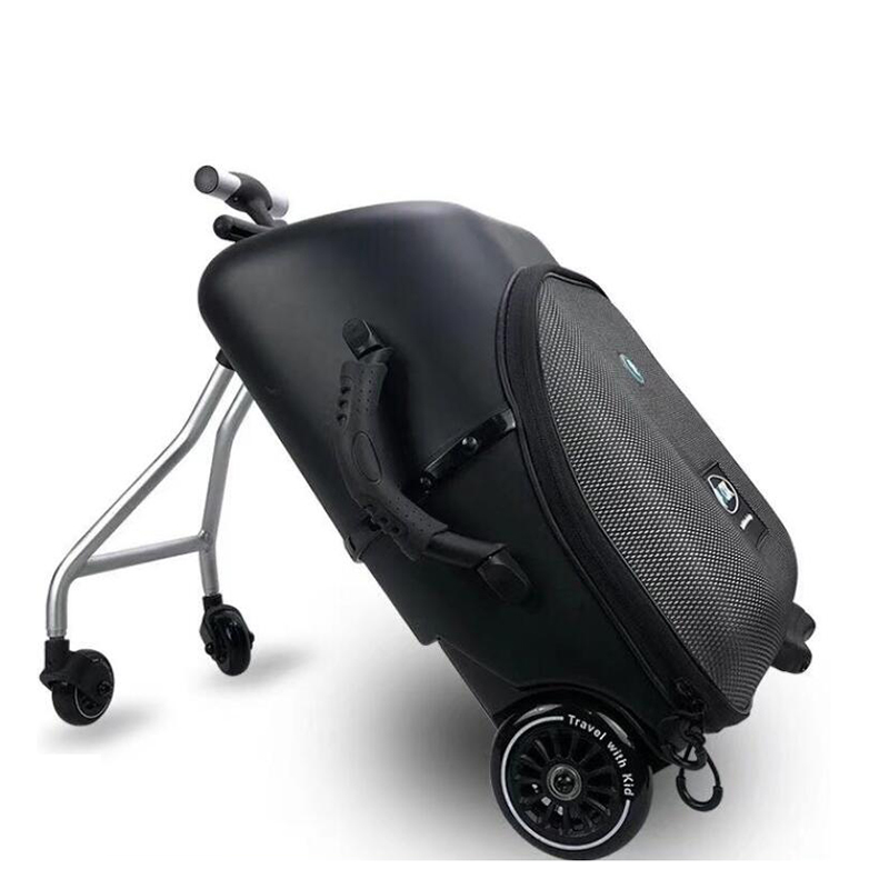 Kids scooter suitcase storage trolley luggage bag for children carry on rolling luggage ride on trolley suitcase case on wheelsKids scooter suitcase storage trolley luggage bag for children carry on rolling luggage ride on trolley suitcase case on wheels