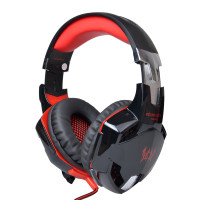 NEW KOTION EACH G2000 Over Ear Game Gaming Headphone Headset Earphone Headband With Mic Stereo Bass