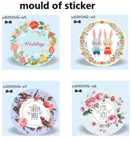 Popular Personalized Wedding Stickers Buy Cheap Personalized