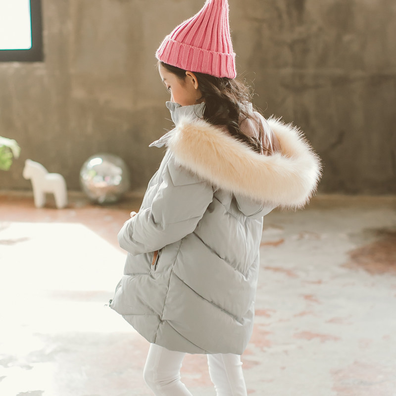 2017 Winter Children Girls Clothes New Year's products Down Jacket for Kids Warm Coat Teenage Reima Age56789 10 11 12 Years old 2017 winter coat grandma installed in the elderly women 60 70 80 years old down jacket old lady tang suit