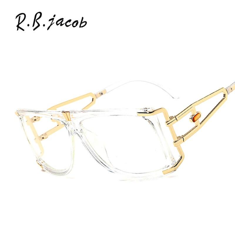 New Brand Designer Oversized Women Men Sunglasses UV400 Lady Sun Glasses Female Shades Fashion Square Clear lens Large Size Hot