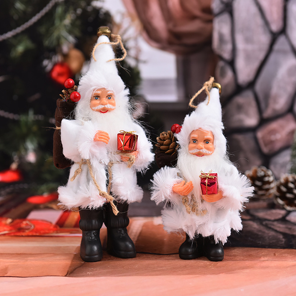 Christmas Decor Candy Bag Tree Decor Ornaments Xmas Decor Santa Claus