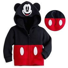 Children Girls Minnie Sweatshirts Kids Boy Hoodie Spring Autumn Long Sleeve baby clothing Kids Cartoon Top