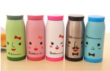 new arrival high quality expression 304 stainless steel thermos cup,260ML or 350ml to select  free shipping,hot selling
