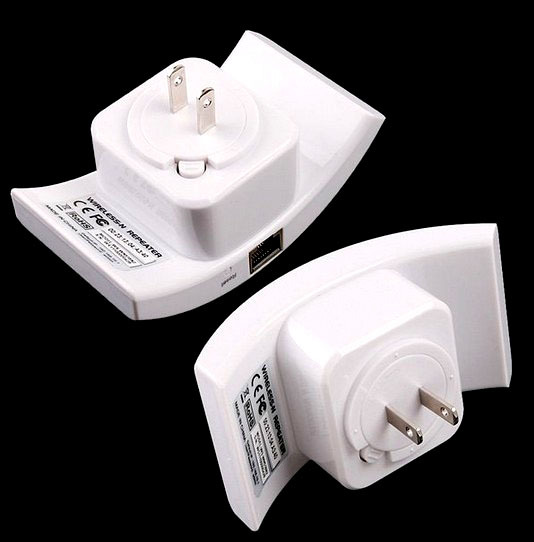 10pcs/lot Newest Wireless-N Wifi Repeater 802.11N Network Router Range Expander Speed Up to 300M Signal Booster Amplifier