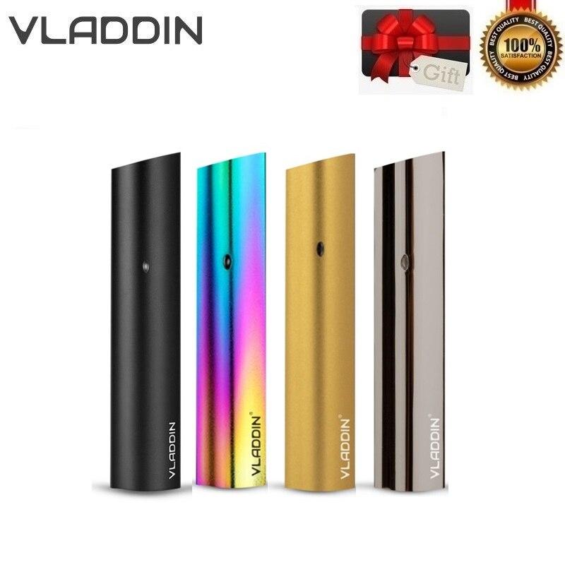 Origianl Elektronische Zigaretten Mods Vladdin Batterie Eingebaute 350 mah Batterie Mod USB aufladbare Für Vladdin Re volle Pod Kit