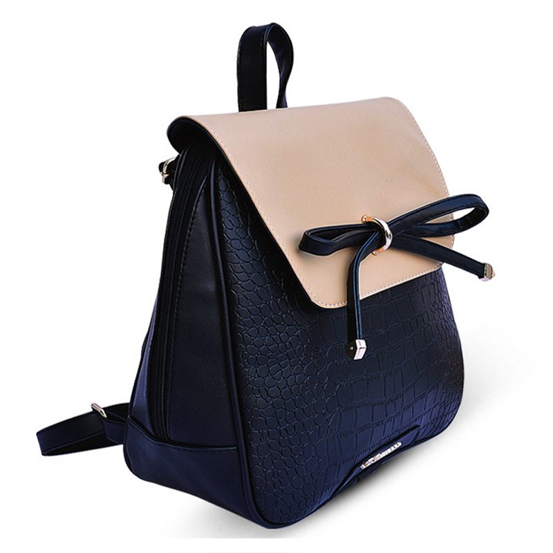 New Leather Backpack Backpacks For Teenage Girls Women Backpack School Backpack