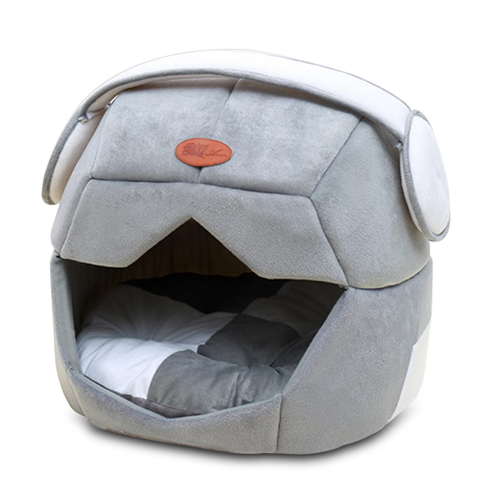 Astonishing Pet Nest 2 Uses Foldable Soft Warm Space Helmet Pet Cat Dog Bed For Dogs Cave Puppy Sleeping Mat Pad Nest Blanket For Cats House Creativecarmelina Interior Chair Design Creativecarmelinacom