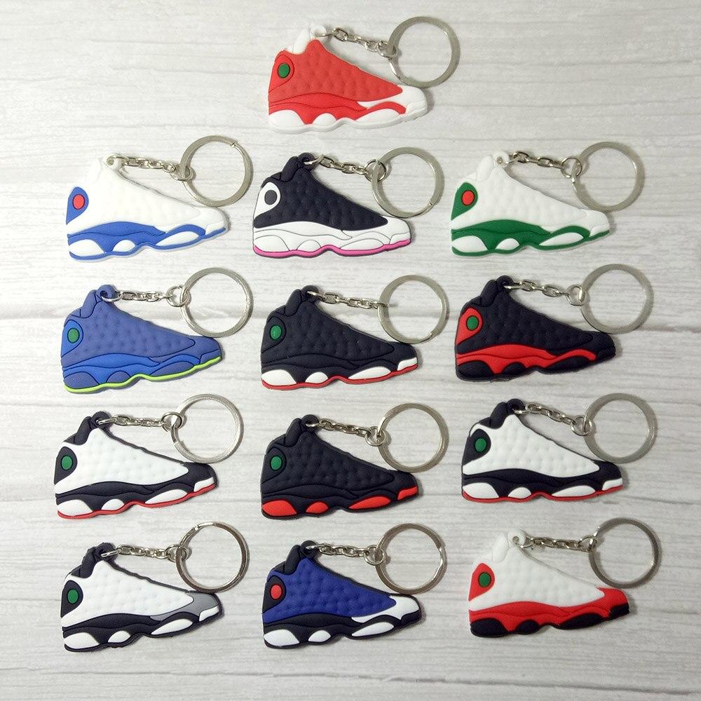 17 kleuren mini siliconen Jordan's