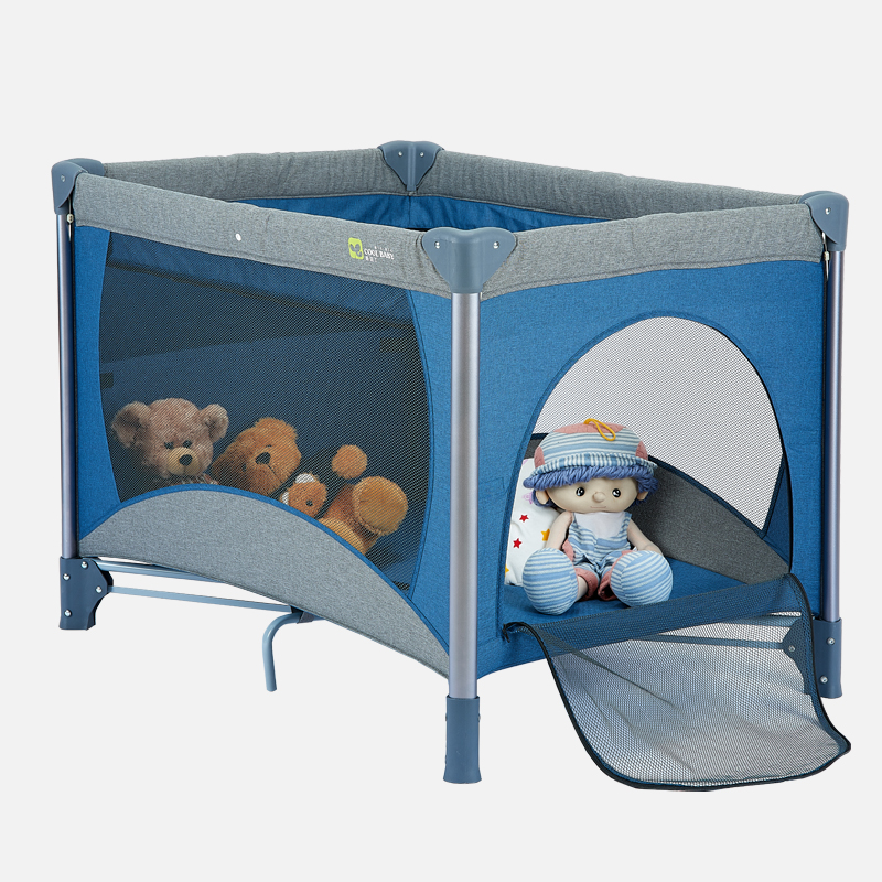 Babyfond Game Bed  Multifunctional Folding newborns Bed  Portable Bb Beds European Baby Bed Child Cradle 2016 hot sale factory price hotel extra folding bed 12cm sponge rollaway beds for guest room roll away folding extra bed