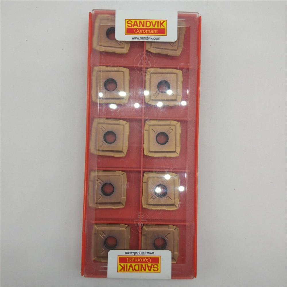 YZ66 10pcs 880-090608H-C-LM 1044 Carbide Inserts цена