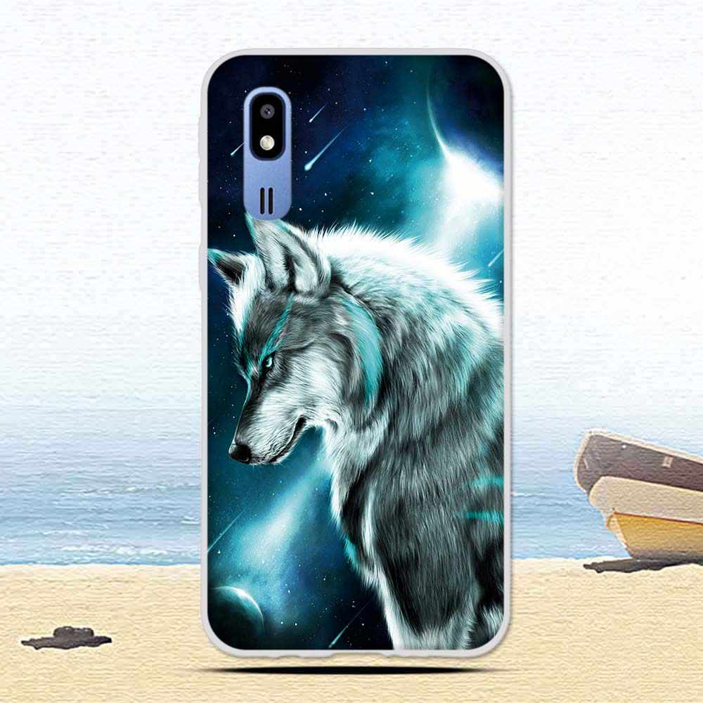 TPU Cases For Samsung Galaxy A2 Core A2Core Cool Cartoon Soft Silicone Patterned Protective Cover Phone Shells Case Fundas Coque
