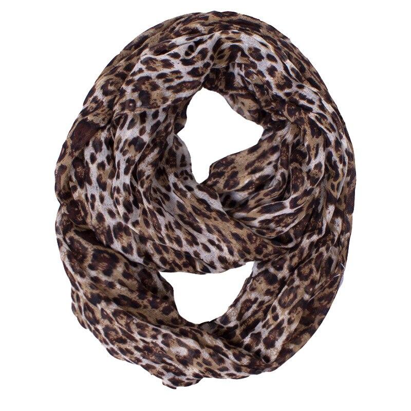 Nueva moda para mujer Súper Suave Ligero Café Leopardo Animal Print - Accesorios para la ropa - foto 2