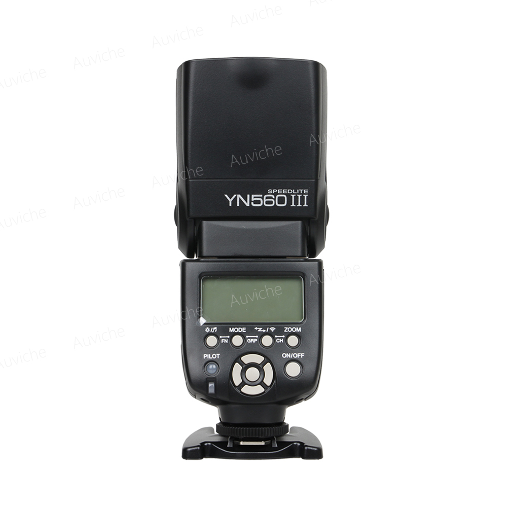 Yongnuo YN-560III YN560III Wireless Flash Speedlite 2.4G radio flash GN58 for Canon Nikon Pentax Olympus Camera yongnuo yn 560iv flash speedlite camera wireless flash light for nikon canon pentax olympus rf602
