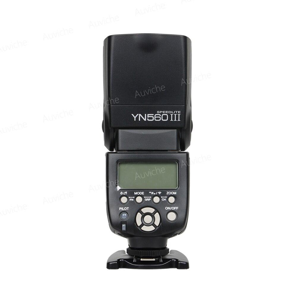 Yongnuo YN-560III YN560III Wireless Flash Speedlite 2.4G radio flash GN58 for Canon Nikon Pentax Olympus Camera yongnuo yn560iii 2 4g gn58 professional flash flashlight photoflash lamp strobe light stroboscope signal lamp flicker