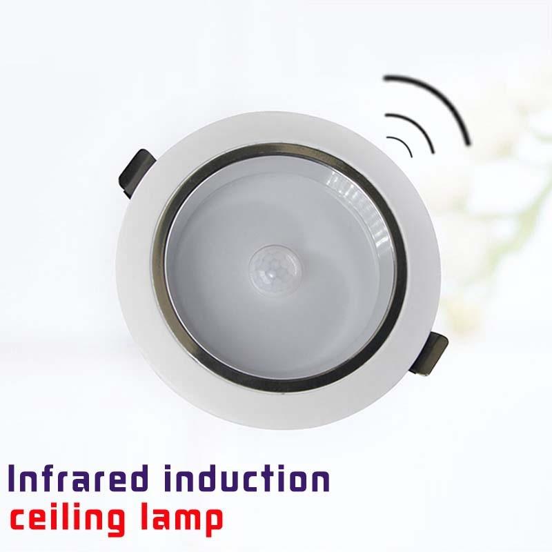 LED motion sensor ceiling light useful kitchen ceiling ...