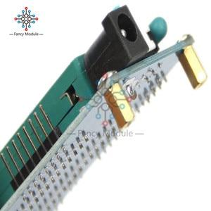 Image 5 - AVR ATMEGA16 Minimum System Board ATmega32 + USB ISP USBasp Programmer For ATMEL