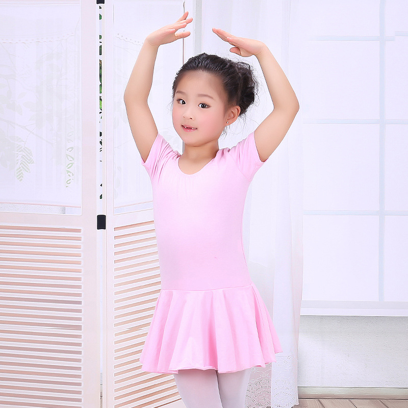 2018 Cute Girls Ballet Dress For Children Girl Dance Clothing Kids Ballet Costumes For Girls Dance Leotard Girl Dancewear