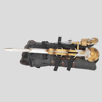 Action Sleeve Arrow Syndicate 1:1 Pirate Hidden Blade Edward Kenway Cosplay Children's toy gift Model