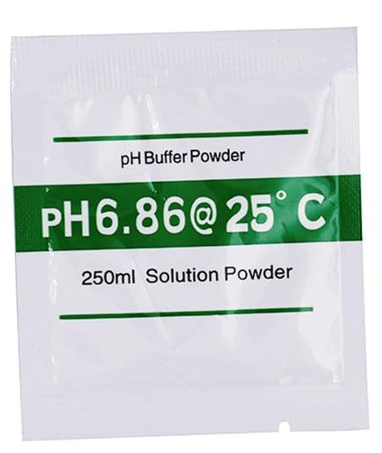 200 pz / lotto Nuova polvere tampone PH per misuratore di pH Misura - Strumenti di misura - Fotografia 5