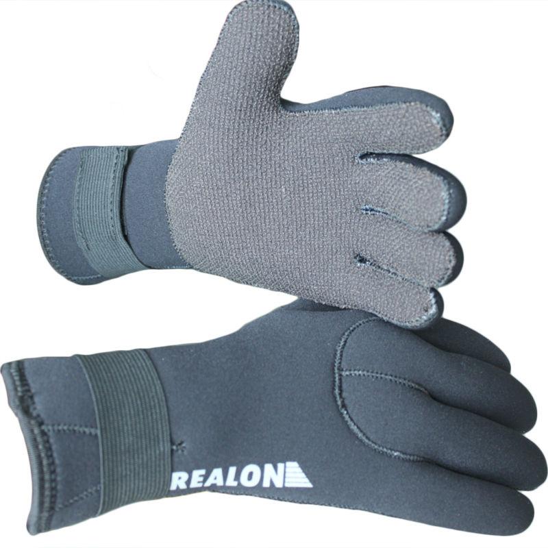 Ronilačke rukavice 3mm Neopren Toplo Vodootporno za Podvodni ribolov - Sportovi na vodi