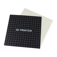3D Ender-3 Heatbed Printer Wingspan Removable Glass Fiber Board Add Nursery Sticker Build Plate For Size 235Mm