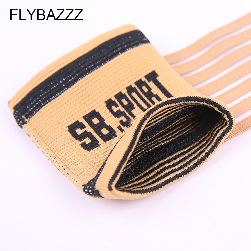 FLYBAZZZ Professional Sports Equipment Basketball Volleyball Fitness Gym Wrist Bandages Pad Wristband hand Support free shipping (4)