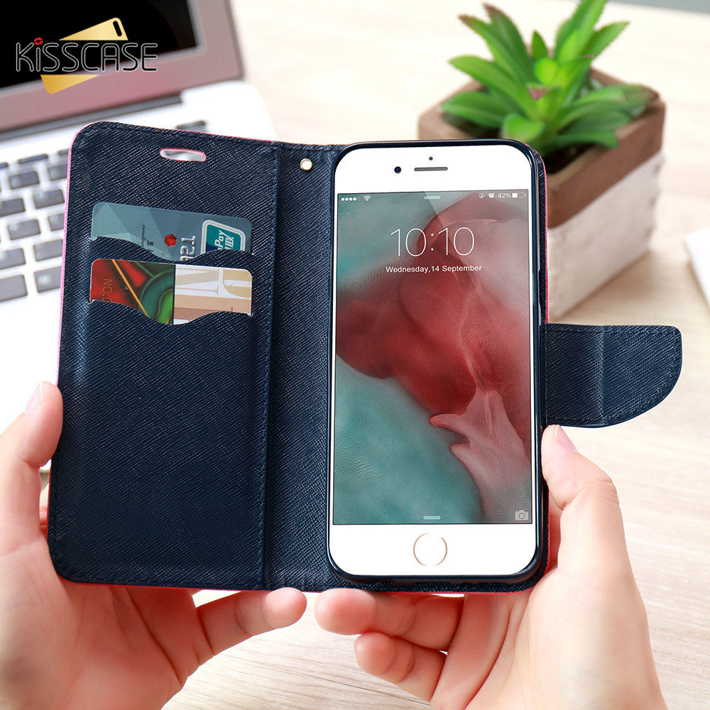 TPU+PU Wallet Book Style Case For Iphone 5 5s 5g Flip Leather Carring Cover Stand Card Slot Bag 11 Colours Free Ship RCD03748 iphone