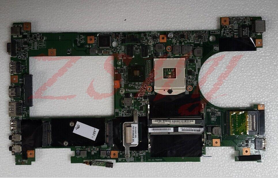 for lenovo V360 laptop motherboard DDR3 hm55 48.4JG01.011 Free Shipping 100% test ok