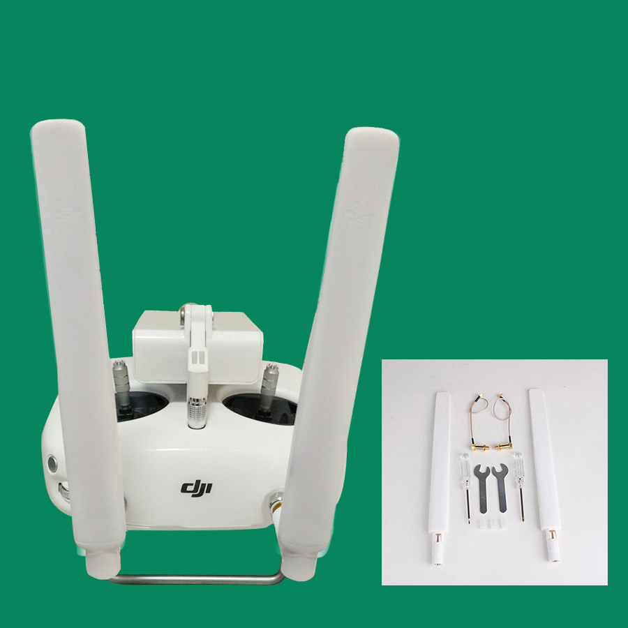 Ormino télécommande antenne Extender omnidirectionnel antenne réaménagement gamme Booster Signal Booster professionnel Drone Kit
