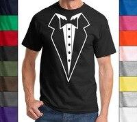 Tuxedo Shirt Funny Casual Wedding Gift Groom Shirt Cute Funny Tuxedo T Shirt More Size And