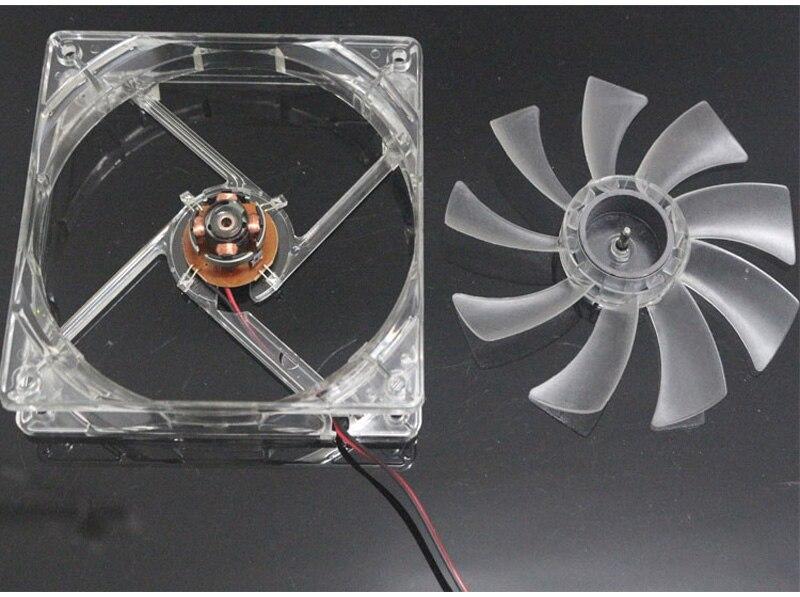 Silent F12025 120mm PC Cooling Fan (18)