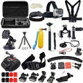 Gopro Accessories Acessorios For Sj5000 Go pro Hero 1 2 3 4 Xiaomi Yi SJCAM SJ4000 /AS100V/i Sony FDR-X1000V/W 4K Action Camera