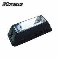 Coxswain Car LED Grill Lights, LINEAR 6 1W LED, 18 flash pattern, waterproof, LED surface mount Strobe Warning Light (VS 718)