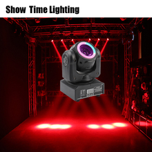 New arrival Mini Led beam moving head with light strip spot wash RGBW 4 In 1 effect good use for night club KTV DJ Party lite цена и фото