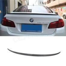 M5 Стиль Заднее Крыло Спойлер Для BMW 5 СЕРИИ F10 M5 спойлер 520i 528i 525i 530i 535i Углеродного Волокна 2010-НА