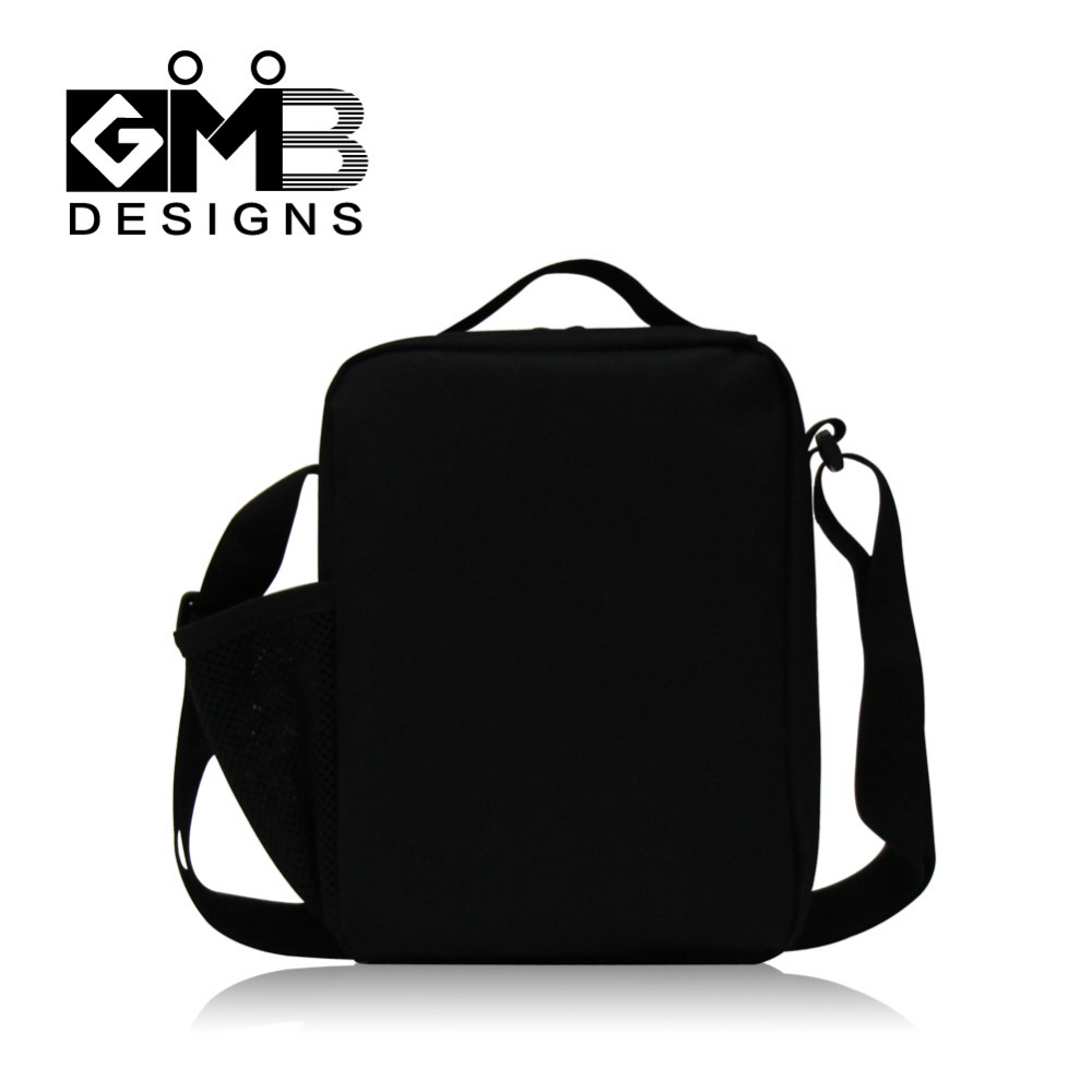 4e641db07885 US $16.89 35% OFF|Coffee Teans 3D Print Lunch Boxes For Girl Insulated  Lunch Bags For Kids Fashion Picnic Bag For Teenagers Children Cooler Bag-in  ...