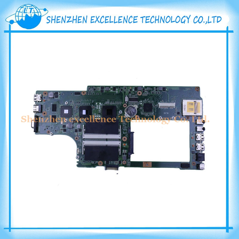 ФОТО Original For Asus UL30V UL30VT rev2.0 Motherboard 60-NYHMB1000-B02 Non-Integrated Graphics Card Tested & Working Perfect