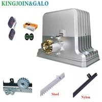 Automatic Sliding Gate Opener and electric gate motor(1 motor+4 meter rack+1 sensor)