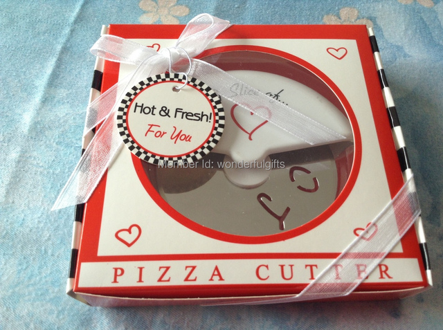 Free shipping Pizza Cutter Wedding Favors Bulk Sale Your DIY Baby ...