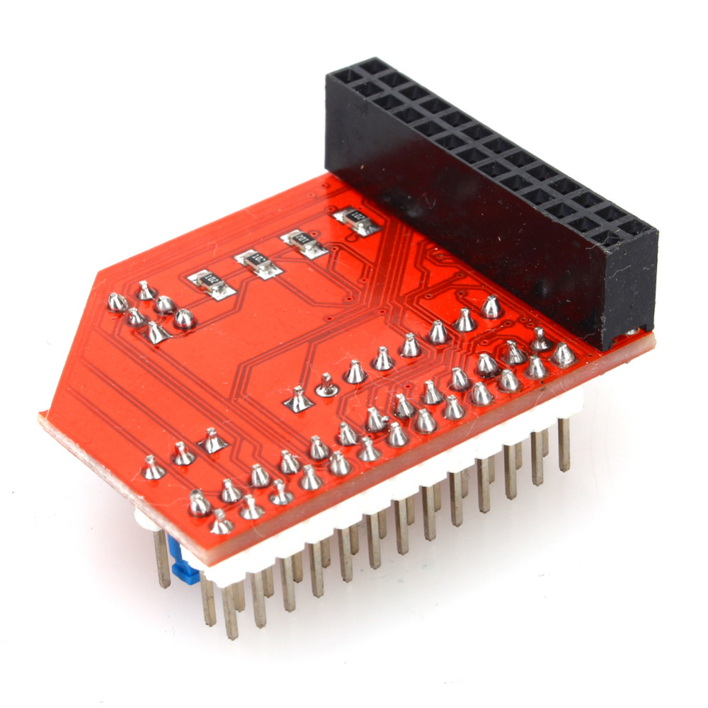 Raspberry Pi 2 Model B Rpi I2c Gpio Expansion Board Module Io Wiringpi Extend In Replacement Parts Accessories From Consumer Electronics On