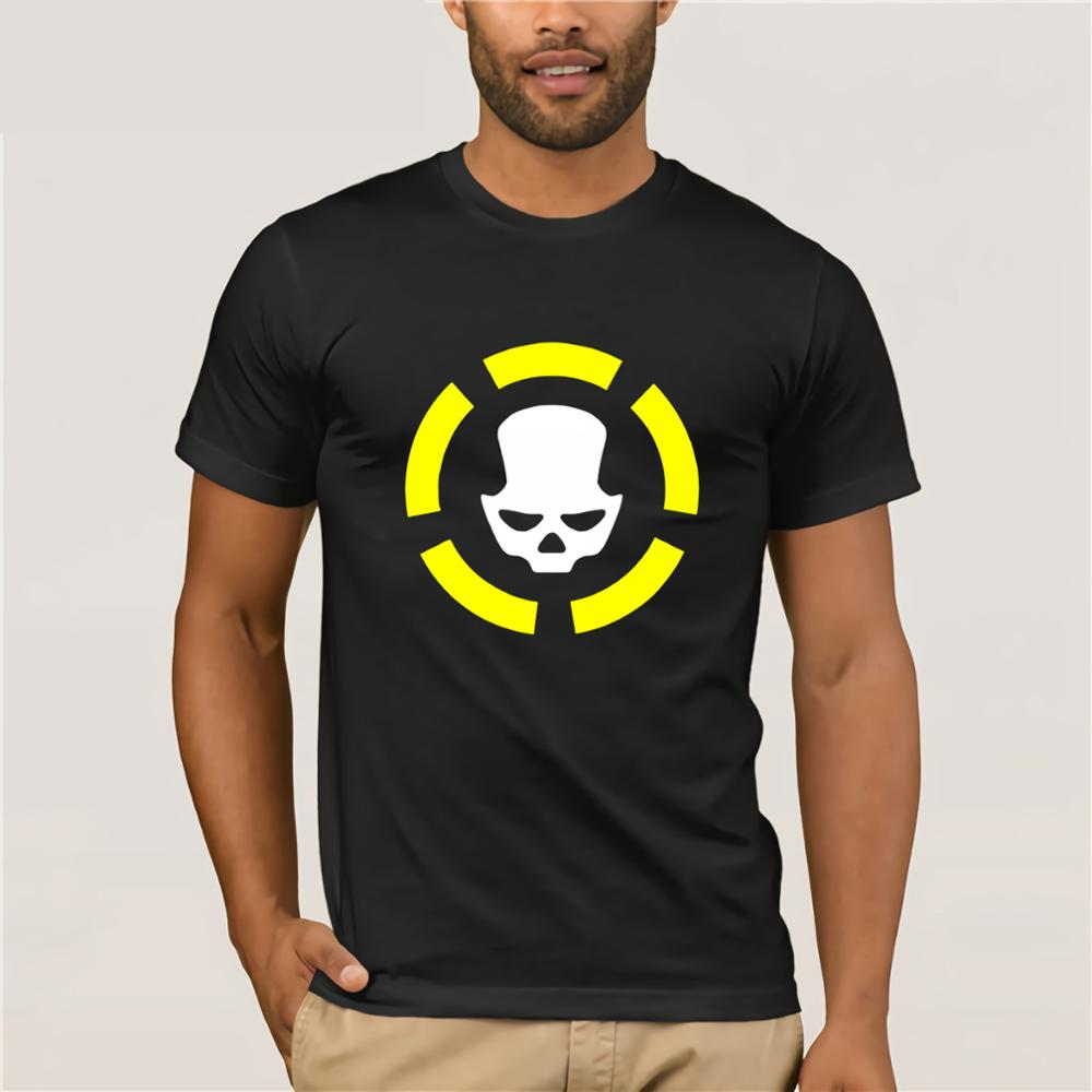 Men T shirt TCTD Tom Clancy s The Division SHD PS4 Funny Shirts Casual Fashion cool Printed Tops men