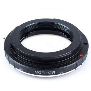 Image 3 - Foleto anillo adaptador de lente de cámara para Minolta MD MC lente para canon nikon pentax NX Micro 4/3 M43 adaptador de montaje G3 GF5 MD M43