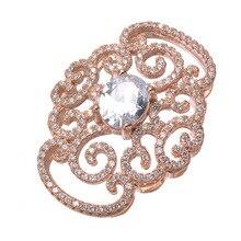 10 pcs/2017 Nova Moda acessórios de cobre conector em Forma de Corações para as mulheres elegantes e de casamento