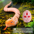 New Funny Gadgets Toys Novelty Surprise Practical Jokes RC Machine Remote Control Snake And Interesting Egg Radio Control Toys